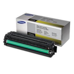 CLTY504S Toner, 1800 Page-Yield, Yellow