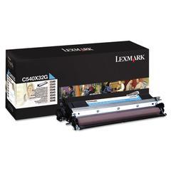 Lexmark C540X32G Developer Unit, Cyan