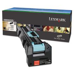 Lexmark X860H22G Photoconductor Unit, 48000 Page Yield, Black