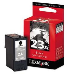 Lexmark 18C1623 Ink, 215 Page-Yield, Black