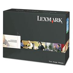 Lexmark C780H4YG High-Yield Toner, 10,000 Page-Yield, Yellow
