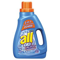 All Ultra Oxi-Active Stainlifter, Original, 50oz Bottle