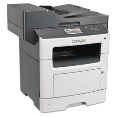 Lexmark MX510de Multifunction Laser Printer, Copy/Print/Scan