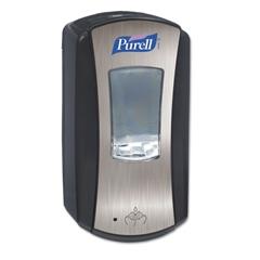 PURELL LTX-12 Touch-Free Dispenser, 1200mL, Black
