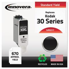 Innovera Remanufactured 8345217 (30XL) High-Yield Ink, Black
