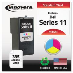 Remanufactured KX703 (Series 11) High-Yield Ink, Tri-Color
