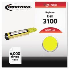 Innovera Compatible 310-5729 (3100) High-Yield Toner, Yellow
