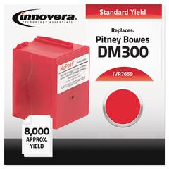 Innovera Compatible 765-9 Postage Meter Ink, Red