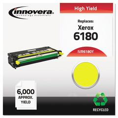 Remanufactured 113R00725 (6180) High-Yield Toner, Yellow