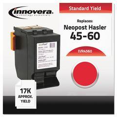 Compatible IJINK3456H (4560) Postage Meter Ink, Red
