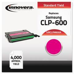 Innovera Compatible CLP-600 Toner, Magenta