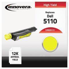 Innovera Compatible 310-7895 (5110) High-Yield Toner, Yellow
