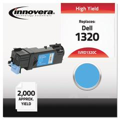 Remanufactured 310-9060 (1320) High-Yield Toner, Cyan