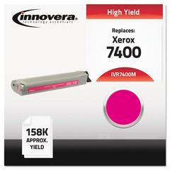 Compatible 106R01078 (7400) High-Yield Toner, Magenta