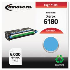 Innovera Remanufactured 113R00723 (6180) High-Yield Toner, Cyan