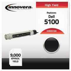 Innovera Compatible 310-5807 (5100) High-Yield Toner, Black