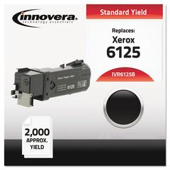 Compatible 106R01334 (6125) Toner, Black