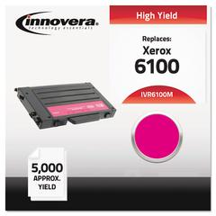 Remanufactured 106R00681 (6100) High-Yield Toner, Magenta