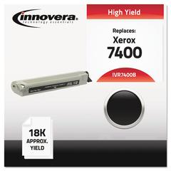 Innovera Compatible 106R01080 (7400) High-Yield Toner, Black