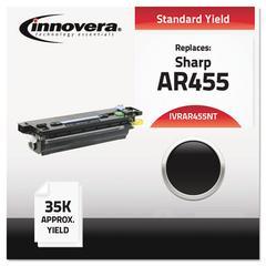 Innovera Compatible AR455NT High-Yield Toner, Black