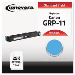 Remanufactured 7628A001AA (GPR-11) Toner, Cyan
