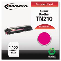 Remanufactured TN210M Toner, Magenta