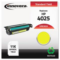 Innovera Remanufactured CE262A (648A) Toner, Yellow