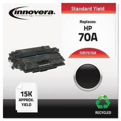 Innovera Remanufactured Q7570A (70A) Toner, Black