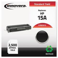 Innovera Remanufactured C7115A (15A) Toner, Black