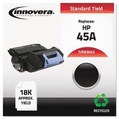 Remanufactured Q5945A (45A) Toner, Black