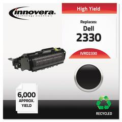 Innovera Remanufactured 330-2666 (2330) High-Yield Toner, Black