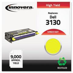 Remanufactured 330-1204 (3130) High-Yield Toner, Yellow