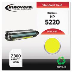 Remanufactured CE742A (307A) Toner, Yellow