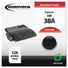 Innovera Remanufactured Q1338A (38A) Toner, Black