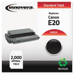 Innovera Remanufactured 1492A002AA (E20) Toner, Black