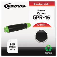 Innovera Remanufactured 9634A003AA (GPR-16) Toner, Black