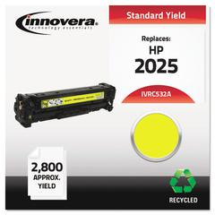 Innovera Remanufactured CC532A (304A) Toner, Yellow