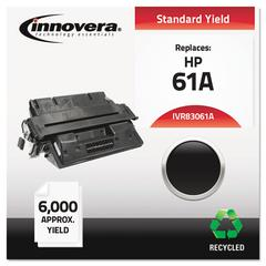 Remanufactured C8061A (61A) Toner, Black