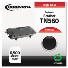 Innovera Remanufactured TN560 High-Yield Toner, Black