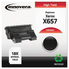 Innovera Remanufactured 113R00657 (4500) High-Yield Toner, Black