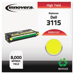 Innovera Remanufactured 310-8401 (3115) High-Yield Toner, Yellow