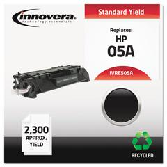 Innovera Remanufactured CE505A (05A) Toner, Black