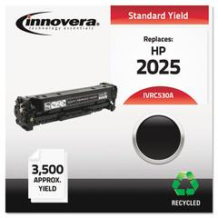 Innovera Remanufactured CC530A (304A) Toner, Black