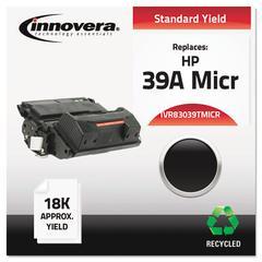 Remanufactured Q1339A(M) (39AM) MICR Toner, Black