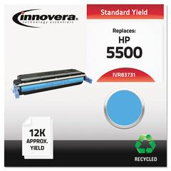 Remanufactured C9731A (645A) Toner, Cyan