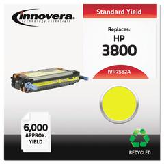 Innovera Remanufactured Q7582A (503A) Toner, Yellow