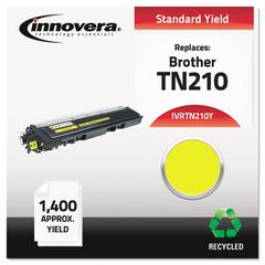 Innovera Remanufactured TN210Y Toner, Yellow