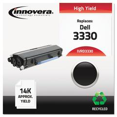 Remanufactured 330-5207 (3330) Toner, Black