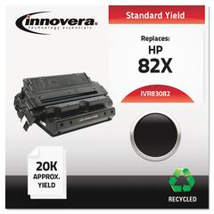 Innovera Remanufactured C4182X (82X) High-Yield Toner, Black