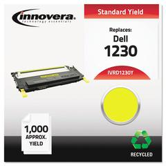 Remanufactured 330-3013 (1230) Toner, Yellow
